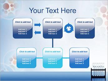 Tubes à essai Modèles des présentations  PowerPoint - Diapositives 23