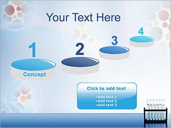 Tubes à essai Modèles des présentations  PowerPoint - Diapositives 7