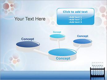 Tubes à essai Modèles des présentations  PowerPoint - Diapositives 9
