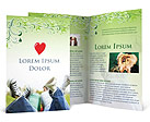 Loving Couple Brochure Templates