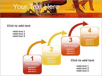 Runner PowerPoint Templates - Slide 20