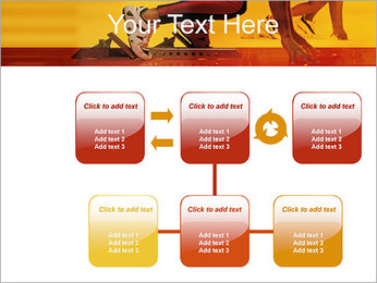Runner PowerPoint Templates - Slide 23