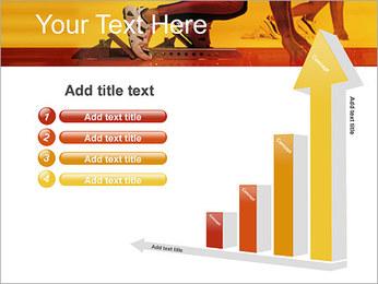Runner PowerPoint Templates - Slide 6