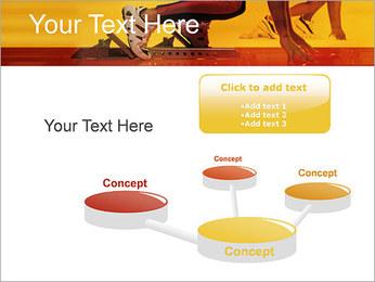 Runner PowerPoint Templates - Slide 9
