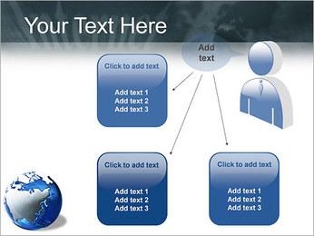 Internet & Laptop PowerPoint Template - Slide 12
