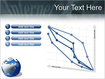 Internet & Laptop PowerPoint Template - Slide 13