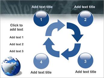 Internet & Laptop PowerPoint Template - Slide 14
