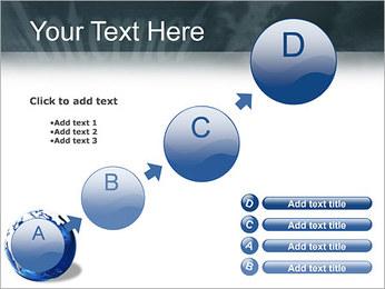 Internet & Laptop PowerPoint Template - Slide 15
