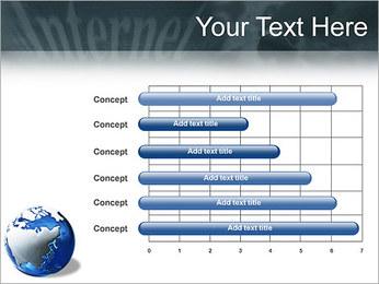 Internet & Laptop PowerPoint Template - Slide 17