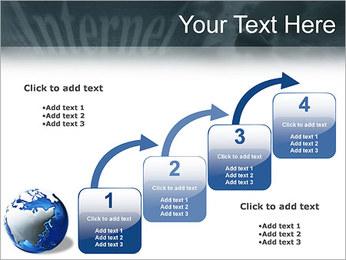 Internet & Laptop PowerPoint Template - Slide 20
