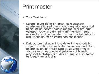 Internet & Laptop PowerPoint Template - Slide 24