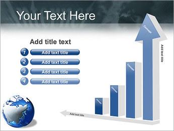 Internet & Laptop PowerPoint Template - Slide 6