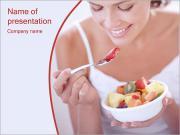Diet PowerPoint Templates