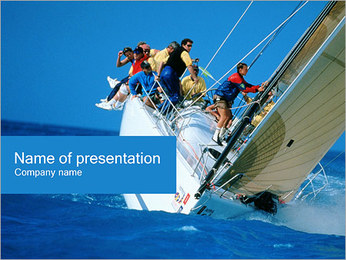 Кораблекрушение Шаблоны презентаций PowerPoint