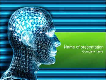 Central Nervous System PowerPoint Template