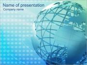 Глобус Шаблоны презентаций PowerPoint