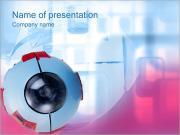 Eye Model PowerPoint Templates
