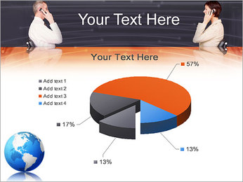 Comunicación móvil Plantillas de Presentaciones PowerPoint - Diapositiva 19