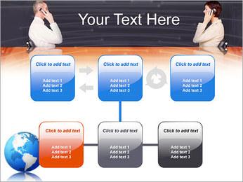 Comunicación móvil Plantillas de Presentaciones PowerPoint - Diapositiva 23