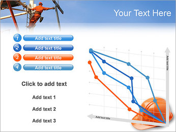 Chapéu duro Modelos de apresentações PowerPoint - Slide 13