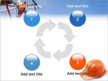 Chapéu duro Modelos de apresentações PowerPoint - Slide 14