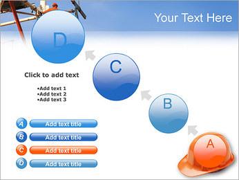 Chapéu duro Modelos de apresentações PowerPoint - Slide 15