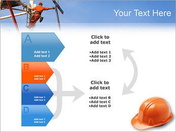 Chapéu duro Modelos de apresentações PowerPoint - Slide 16