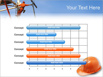 Chapéu duro Modelos de apresentações PowerPoint - Slide 17