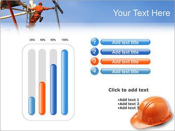 Chapéu duro Modelos de apresentações PowerPoint - Slide 18