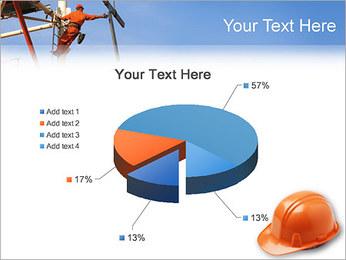 Chapéu duro Modelos de apresentações PowerPoint - Slide 19
