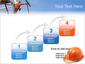 Chapéu duro Modelos de apresentações PowerPoint - Slide 20