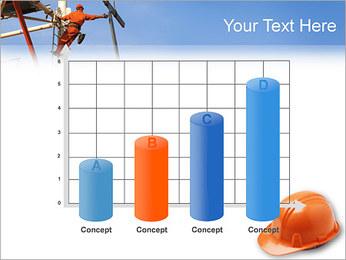 Chapéu duro Modelos de apresentações PowerPoint - Slide 21
