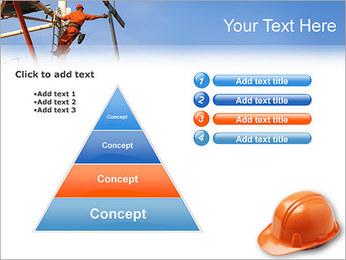 Chapéu duro Modelos de apresentações PowerPoint - Slide 22