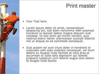 Chapéu duro Modelos de apresentações PowerPoint - Slide 24