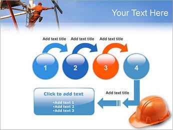 Chapéu duro Modelos de apresentações PowerPoint - Slide 4