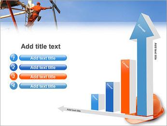 Chapéu duro Modelos de apresentações PowerPoint - Slide 6