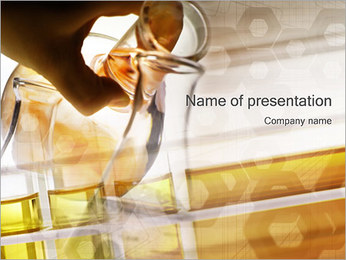 Scientific Experiments PowerPoint Template