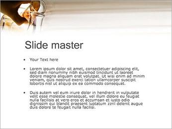 Les expériences scientifiques Modèles des présentations  PowerPoint - Diapositives 2