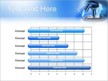 Microscope Modèles des présentations  PowerPoint - Diapositives 17