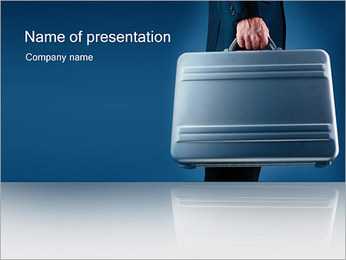 Case PowerPoint Template