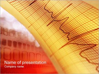 Сardiogram PowerPoint Template