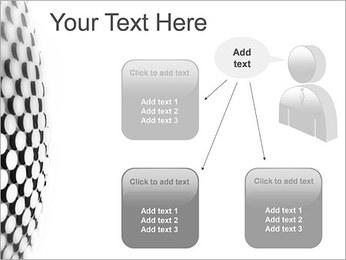 Grille Modèles des présentations  PowerPoint - Diapositives 12
