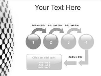 Grille Modèles des présentations  PowerPoint - Diapositives 4