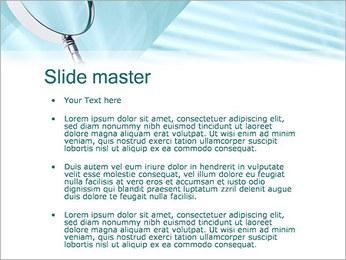 Лупа Шаблоны презентаций PowerPoint
