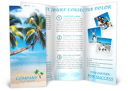 vacations brochure template design id 0000000096 smiletemplates com