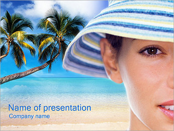 Vacations PowerPoint Template