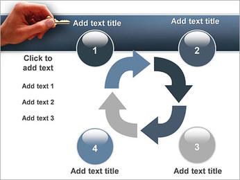 Key PowerPoint Template - Slide 14