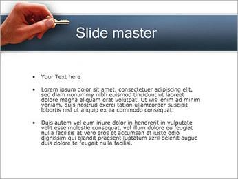 Key PowerPoint Template - Slide 2