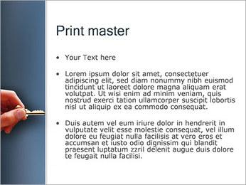Key PowerPoint Template - Slide 24