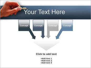 Key PowerPoint Template - Slide 8